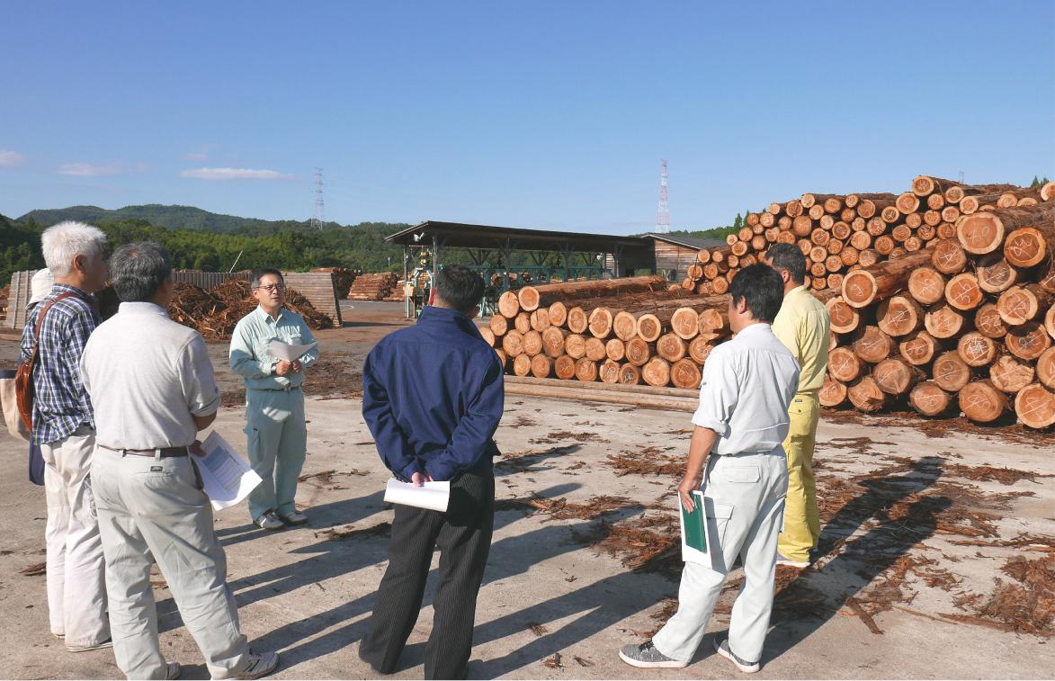森と木に関わる自治体支援